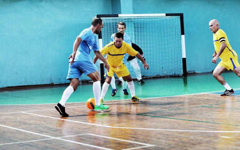 Gezondheid - Sport - Zaalvoetbal